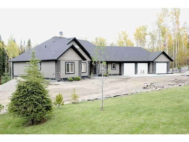 "Main Photo: 13112 WRIGHT Road in Fort St. John: Fort St. John - Rural W 100th House for sale in ""Charlie Lake"" (Fort St. John (Zone 60))  : MLS®# N231096"