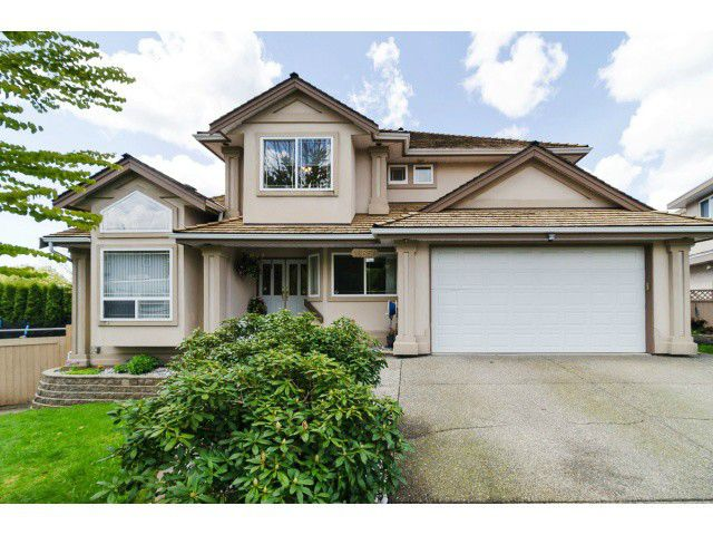 "Main Photo: 16856 57B Avenue in Surrey: Cloverdale BC House for sale in ""RICHARDSON RIDGE"" (Cloverdale)  : MLS®# F1423543"