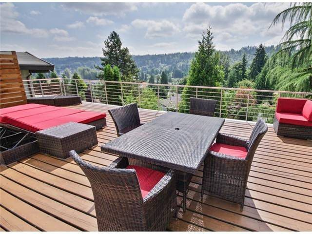 Main Photo: 8 VIEW Court in Port Moody: Port Moody Centre House for sale : MLS®# V1092998