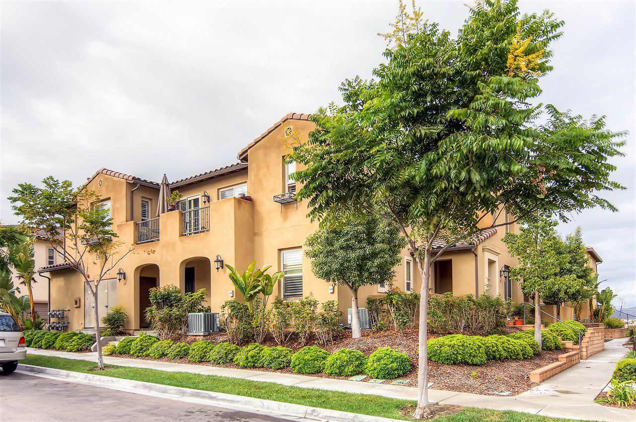 Main Photo: CHULA VISTA Townhome for sale : 4 bedrooms : 2236 Antonio Dr.