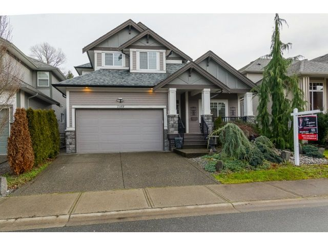 """Main Photo: 7388 202 Street in Langley: Willoughby Heights House for sale in """"JERICHO RIDGE"""" : MLS®# R2026268"""