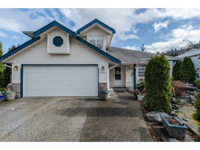 Main Photo: 5557 HIGHROAD Crescent in Sardis: Promontory House for sale : MLS®# R2036126