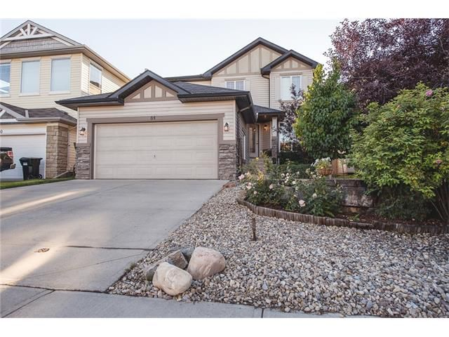 Main Photo: 84 CHAPALA Square SE in Calgary: Chaparral House for sale : MLS®# C4074127