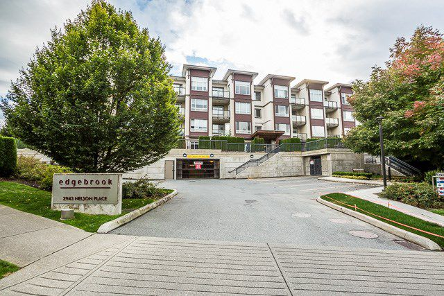 "Main Photo: 114 2943 NELSON Place in Abbotsford: Central Abbotsford Condo for sale in ""Edgebrook"" : MLS®# R2110545"
