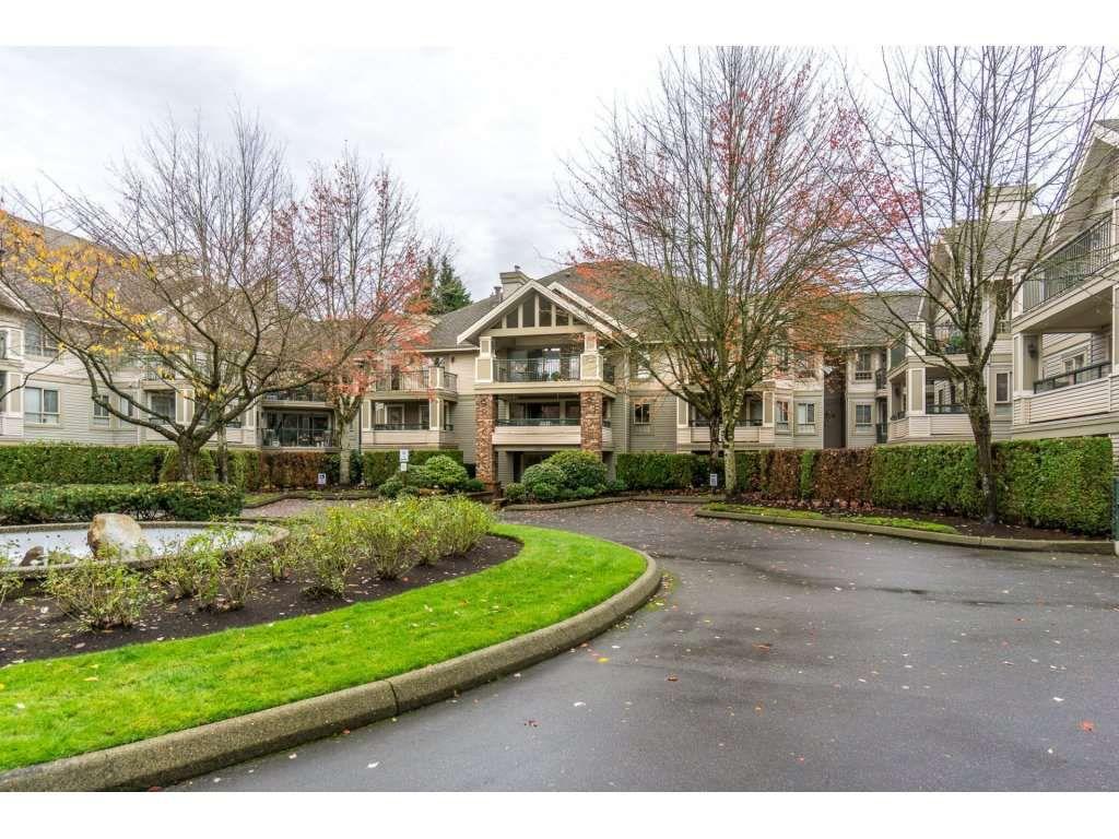 "Main Photo: 316 22025 48 Avenue in Langley: Murrayville Condo for sale in ""Autumn Ridge"" : MLS®# R2120963"
