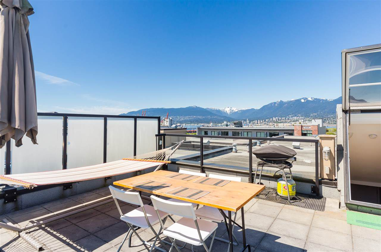 """Main Photo: PH12 2150 E HASTINGS Street in Vancouver: Hastings Condo for sale in """"The View"""" (Vancouver East)  : MLS®# R2169384"""