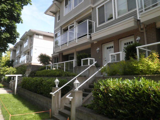 Main Photo: #102 - 2432 Welcher Avenue in Port Coquitlam: Central Pt Coquitlam Condo for sale : MLS®# R2179694