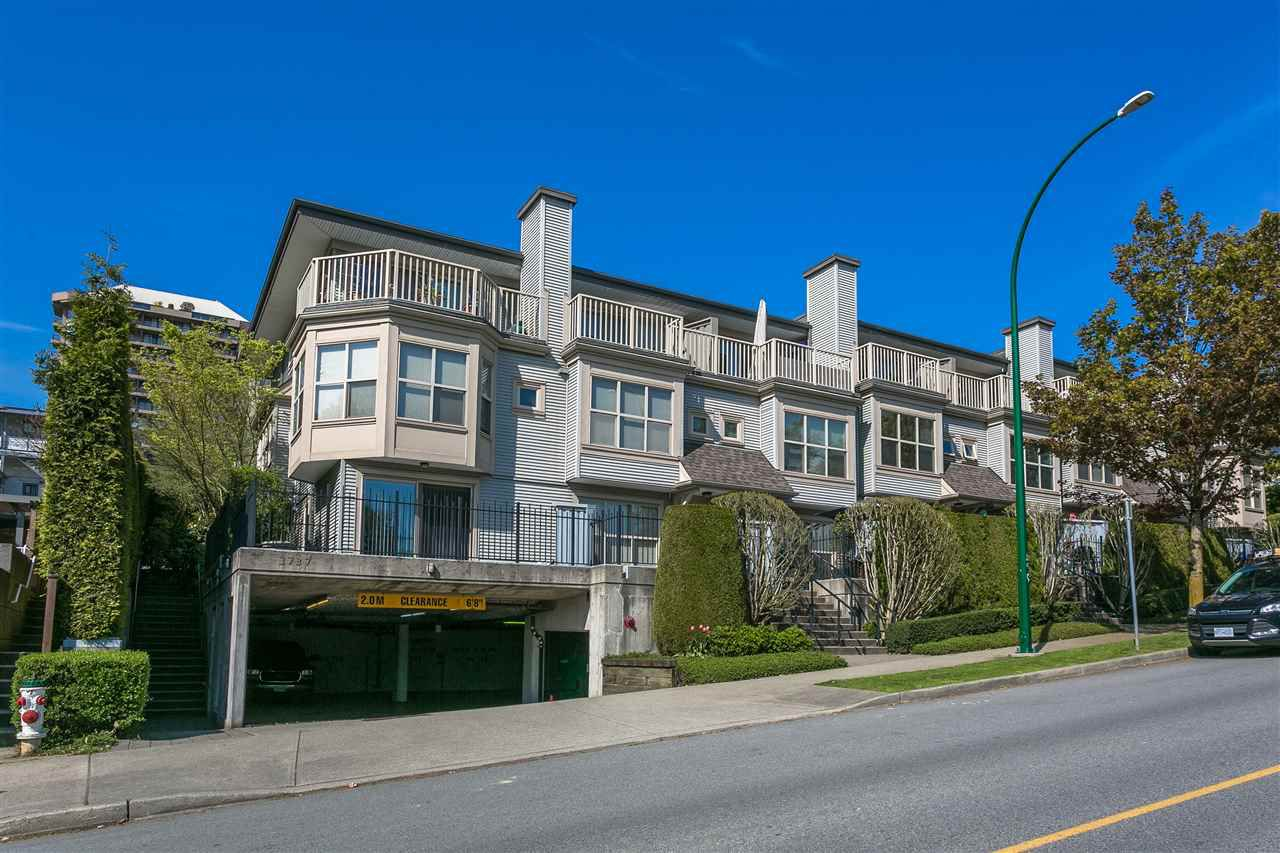 "Main Photo: 12 3737 PENDER Street in Burnaby: Willingdon Heights Townhouse for sale in ""THE TWENTY"" (Burnaby North)  : MLS®# R2264275"