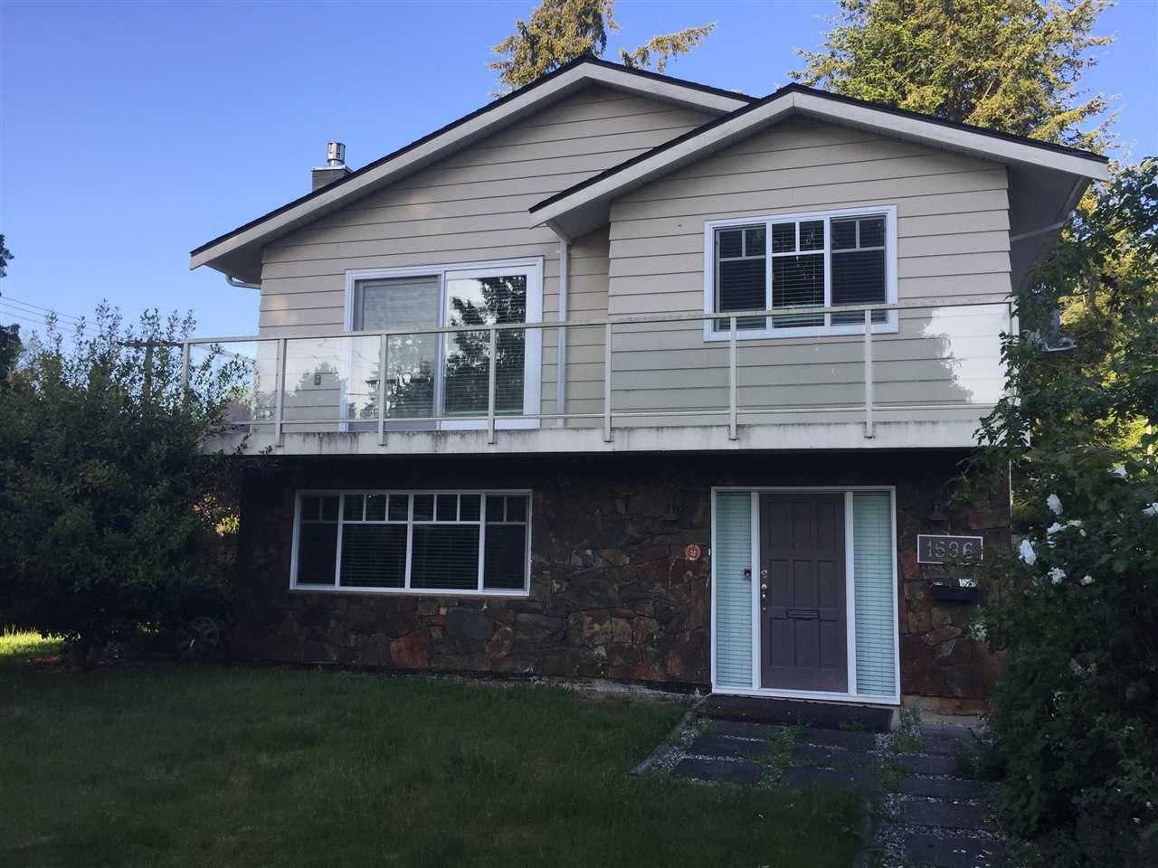 Main Photo: 1596 GILLESPIE Road in Delta: Beach Grove House for sale (Tsawwassen)  : MLS®# R2269997