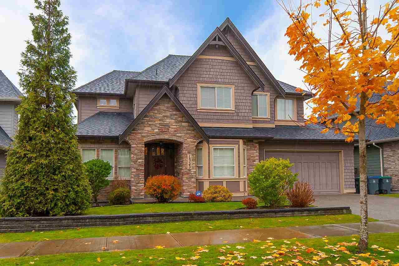 Main Photo: 16143 27A Avenue in Surrey: Grandview Surrey House for sale (South Surrey White Rock)  : MLS®# R2276803