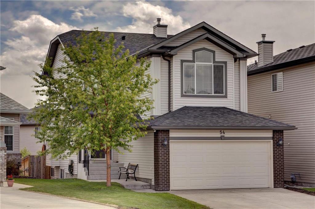Main Photo: 54 TUSCANY RAVINE Manor NW in Calgary: Tuscany House for sale : MLS®# C4189232