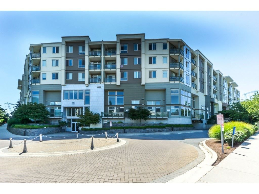 "Main Photo: 414 15850 26 Avenue in Surrey: Grandview Surrey Condo for sale in ""SUMMIT HOUSE"" (South Surrey White Rock)  : MLS®# R2298046"
