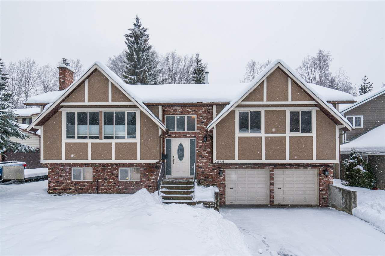 "Main Photo: 2665 LYNDRIDGE Place in Prince George: Upper College House for sale in ""UPPER COLLEGE/MORIARTY"" (PG City South (Zone 74))  : MLS®# R2329658"