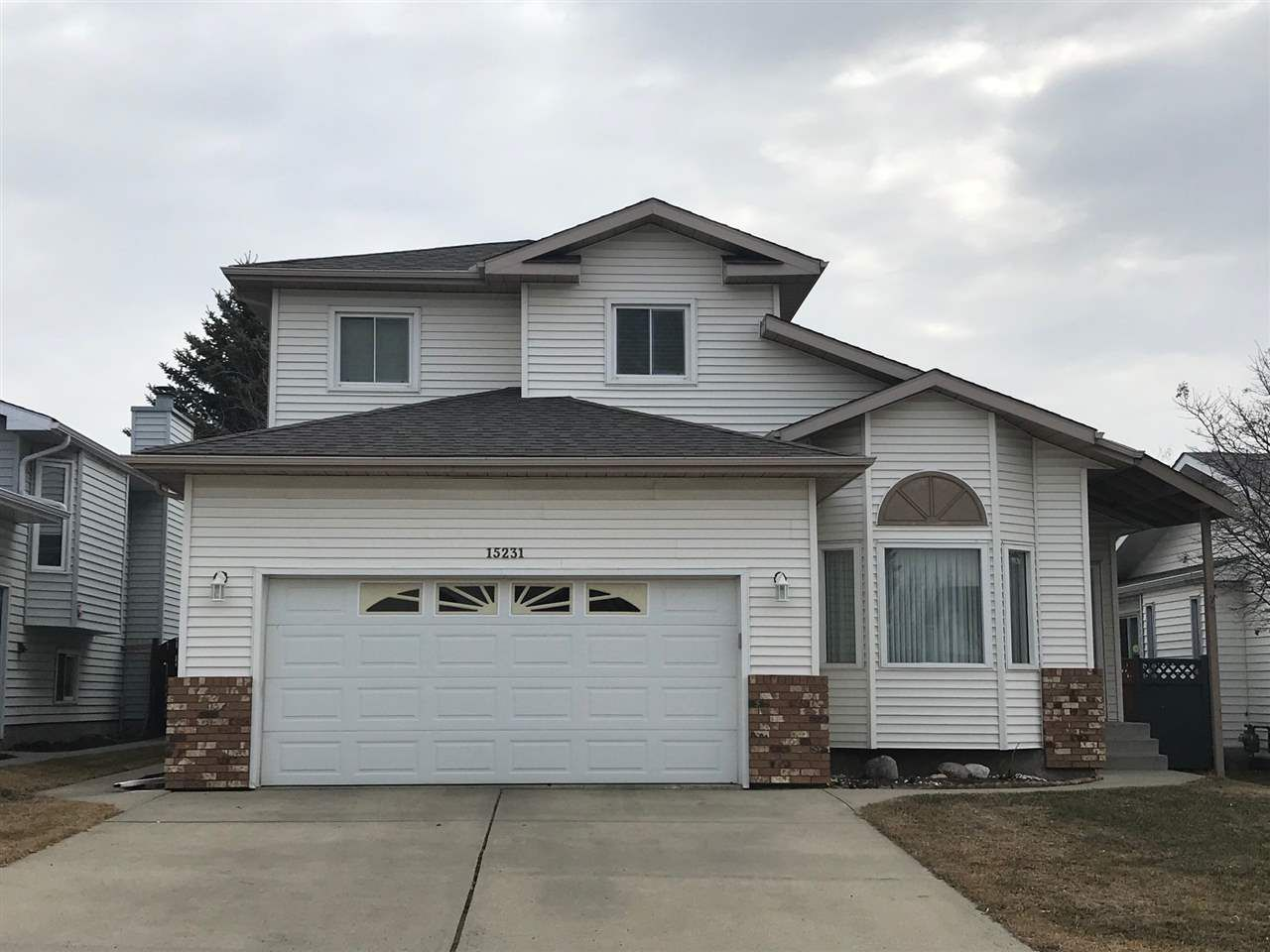Main Photo: 15231 64 Street in Edmonton: Zone 02 House for sale : MLS®# E4150767
