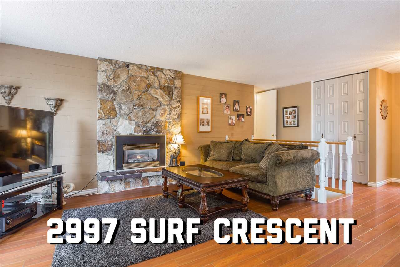 """Main Photo: 2997 SURF Crescent in Coquitlam: Ranch Park House for sale in """"RANCH PARK"""" : MLS®# R2372503"""