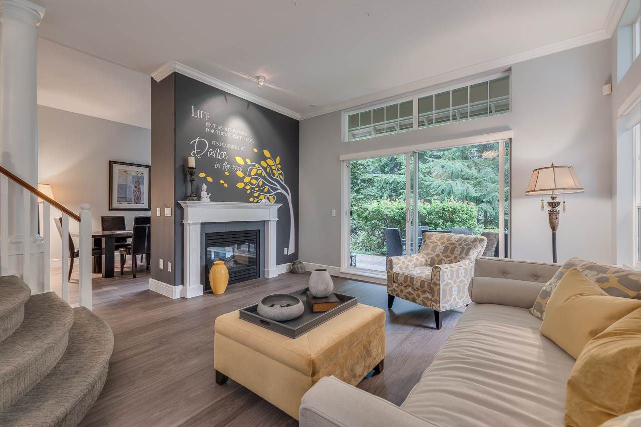 "Main Photo: 44 3405 PLATEAU Boulevard in Coquitlam: Westwood Plateau Townhouse for sale in ""Pinnacle Ridge"" : MLS®# R2374216"