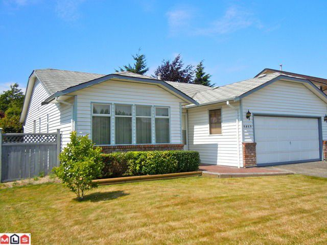 Main Photo: 6469 130TH Street in Surrey: West Newton House for sale : MLS®# F1120865