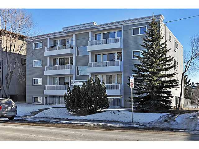 Main Photo: # 15 1815 26 AV SW in CALGARY: South Calgary Condo for sale (Calgary)  : MLS®# C3602056