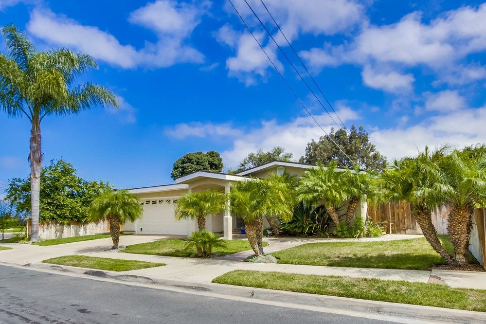 Main Photo: CLAIREMONT House for sale : 3 bedrooms : 3636 Arlington in San Diego