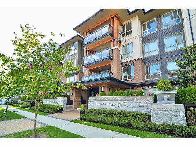 """Main Photo: 310 1150 KENSAL Place in Coquitlam: New Horizons Condo for sale in """"Thomas House"""" : MLS®# R2024529"""