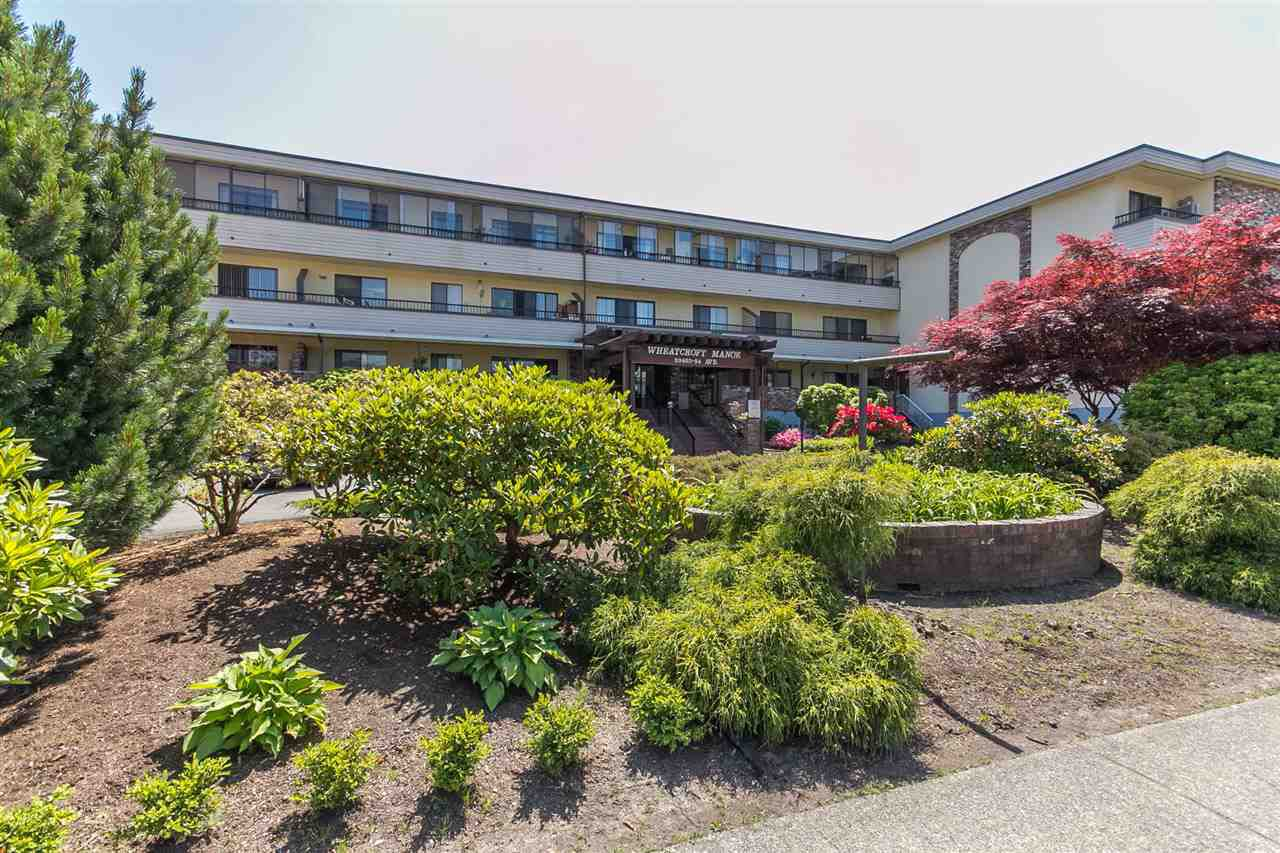 "Main Photo: 309 20460 54 Avenue in Langley: Langley City Condo for sale in ""Wheatcroft Manor"" : MLS®# R2173919"