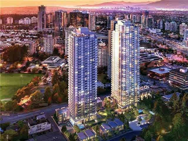 Main Photo: 909 6588 NELSON AVENUE in Burnaby: Metrotown Condo for sale (Burnaby South)  : MLS®# R2221869