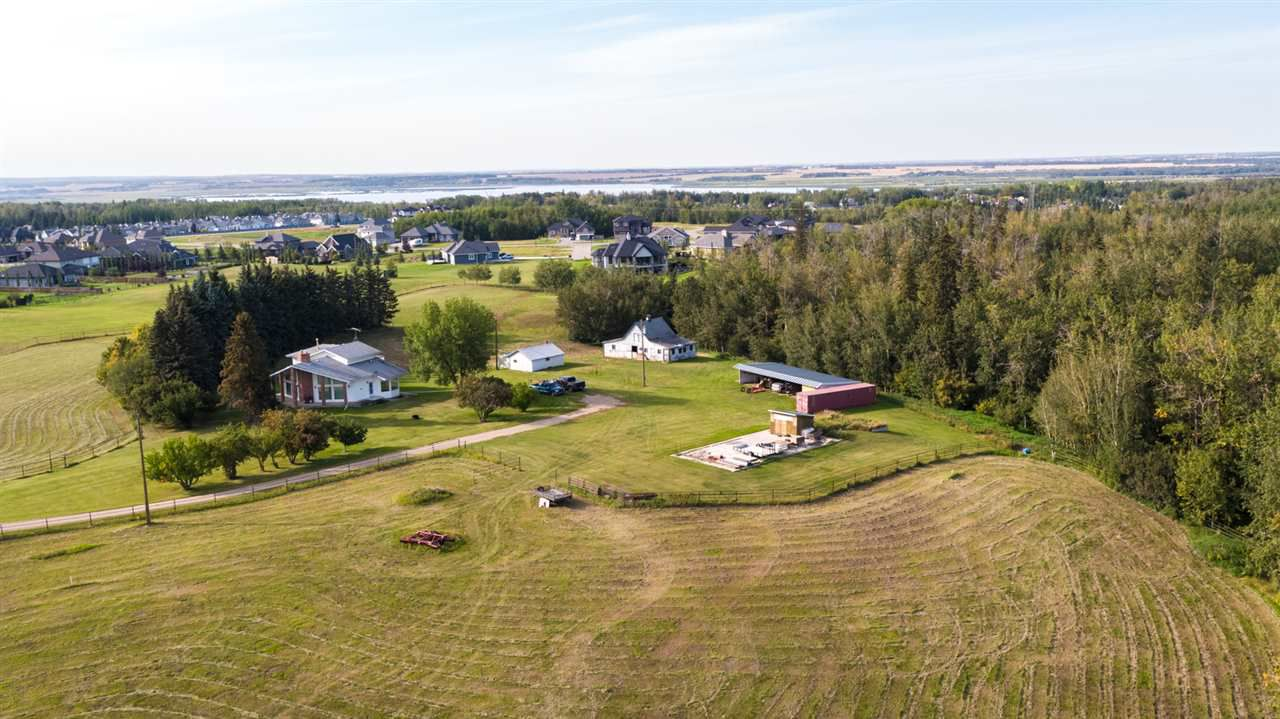 Main Photo: 26106 Highway 16: Rural Parkland County House for sale : MLS®# E4128670