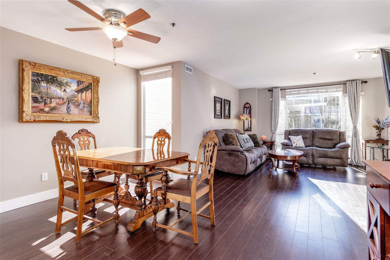 """Main Photo: 202 19142 122 Avenue in Pitt Meadows: Central Meadows Condo for sale in """"PARKWOOD MANOR"""" : MLS®# R2338625"""