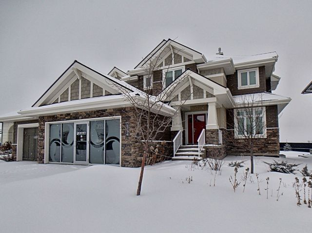 Main Photo: 5114 Woolsey Link in Edmonton: Zone 56 House for sale : MLS®# E4143540
