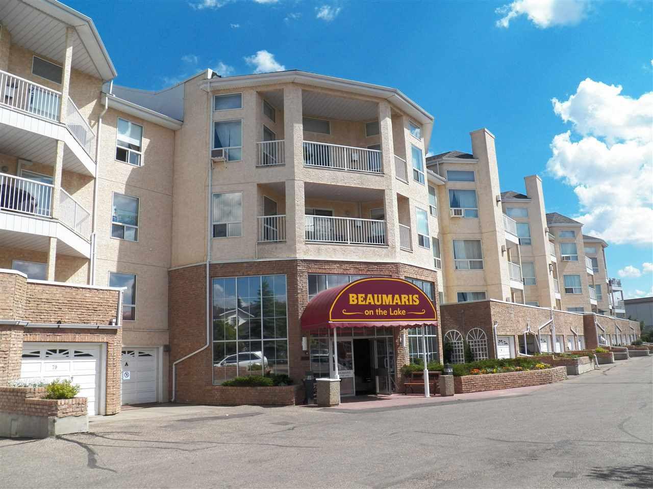 Main Photo: 105 15499 CASTLE_DOWNS Road in Edmonton: Zone 27 Condo for sale : MLS®# E4146988