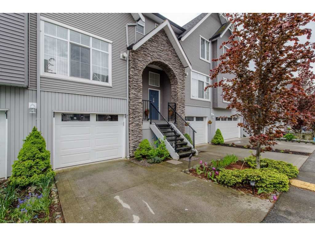 """Main Photo: 58 5965 JINKERSON Road in Sardis: Promontory Townhouse for sale in """"EAGLE VIEW RIDGE"""" : MLS®# R2352576"""