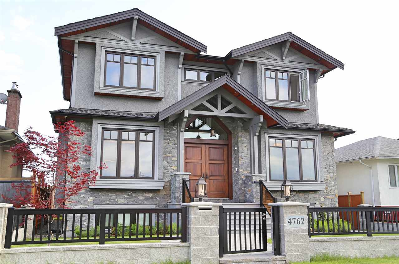 Main Photo: 4762 FRANCES Street in Burnaby: Capitol Hill BN House for sale (Burnaby North)  : MLS®# R2364686