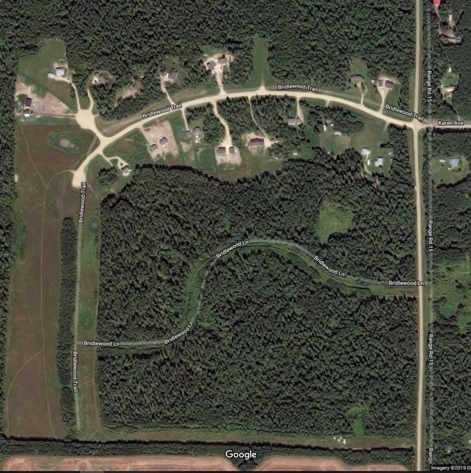 Main Photo: 0 RGE RD 15 TWP ROAD 552: Rural Lac Ste. Anne County Rural Land/Vacant Lot for sale : MLS®# E4154842