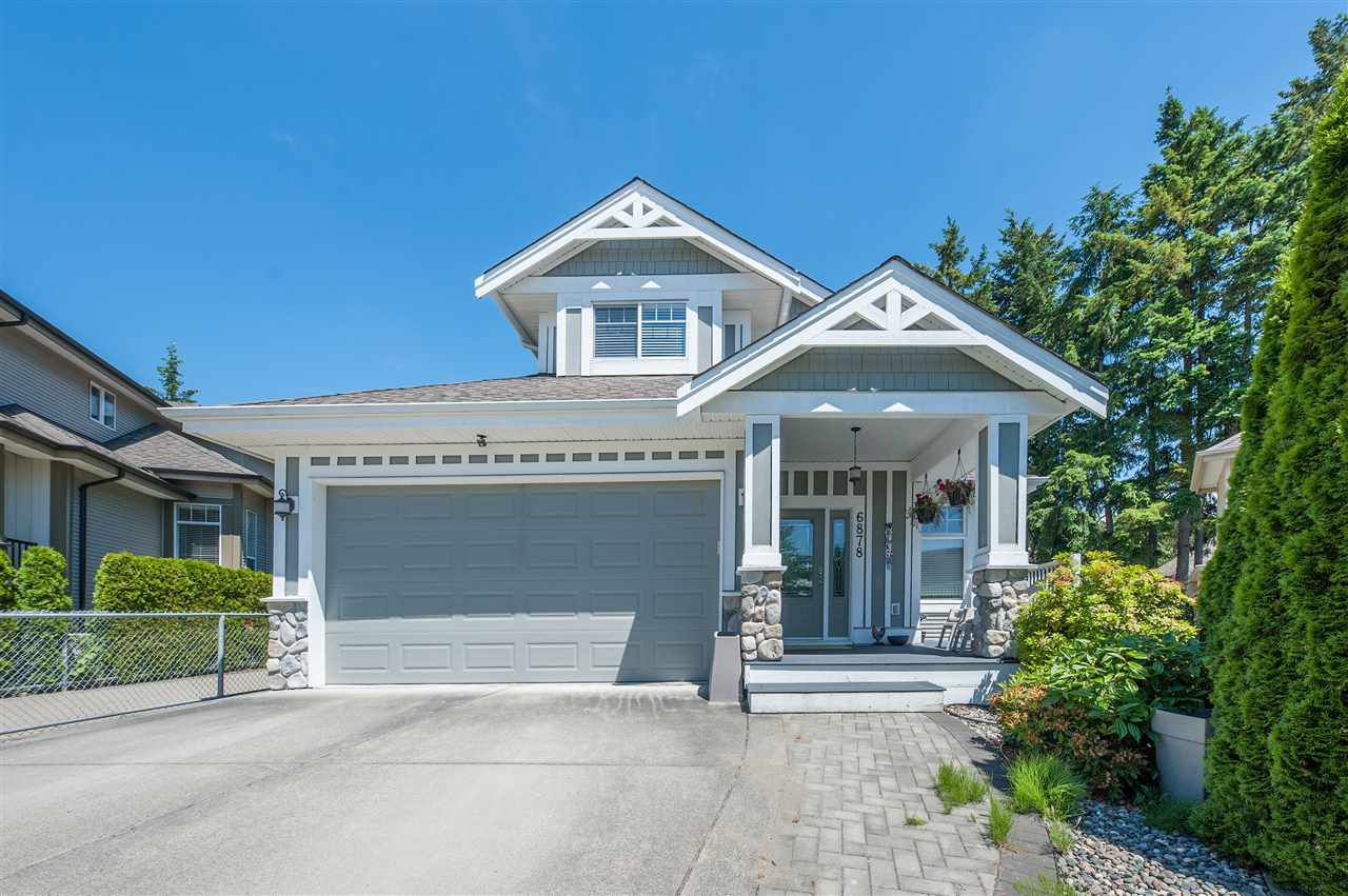 Main Photo: 6878 198B Street in Langley: Willoughby Heights House for sale : MLS®# R2379419