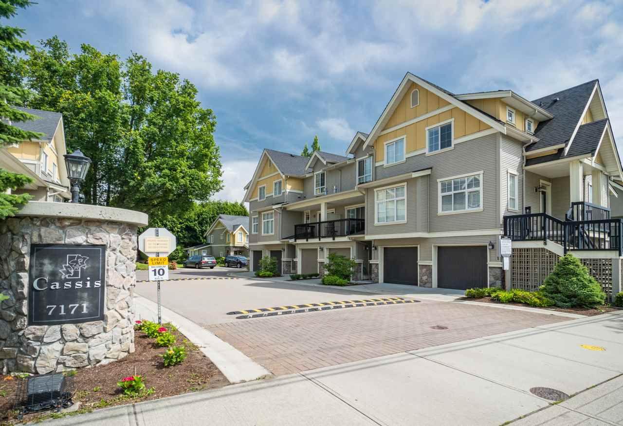 Main Photo: 2 7171 STEVESTON Highway in Richmond: Broadmoor Townhouse for sale : MLS®# R2385248