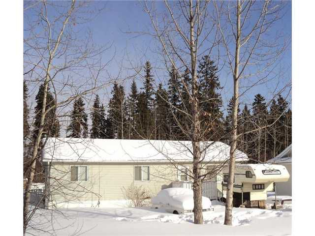 "Main Photo: 4732 GAIRDNER in Fort Nelson: Fort Nelson -Town Manufactured Home for sale in ""GAIRDNER SUB"" (Fort Nelson (Zone 64))  : MLS®# N207650"