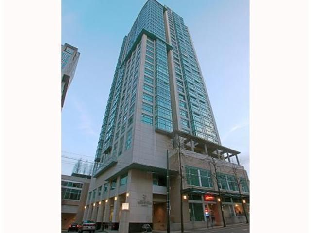 "Main Photo: 601 438 SEYMOUR Street in Vancouver: Downtown VW Condo for sale in ""CONFERENCE PLAZA"" (Vancouver West)  : MLS®# V874398"