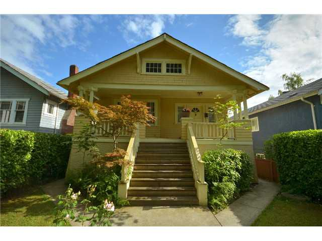 "Main Photo: 2880 W 6TH Avenue in Vancouver: Kitsilano House for sale in ""KITSILANO"" (Vancouver West)  : MLS®# V897916"