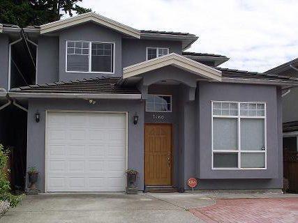 Main Photo: 7460 Elwell Street in Burnaby: Highgate House 1/2 Duplex for sale (Burnaby South)  : MLS®# V926526