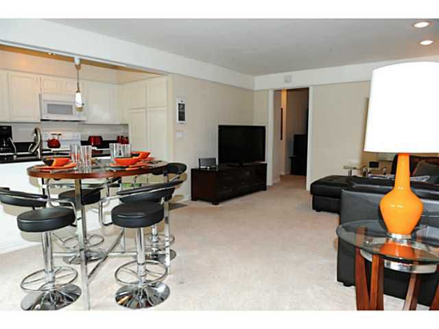 Main Photo: HILLCREST Condo for sale : 1 bedrooms : 4314 5th Avenue in San Diego