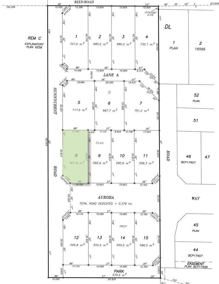 """Main Photo: LOT 8 AURORA Way in Gibsons: Gibsons & Area Home for sale in """"AURORA WEST"""" (Sunshine Coast)  : MLS®# R2017339"""