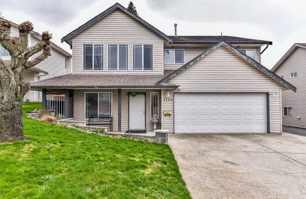 Main Photo: 1726 ACKERMAN Court in Abbotsford: Abbotsford East House for sale : MLS®# R2154231