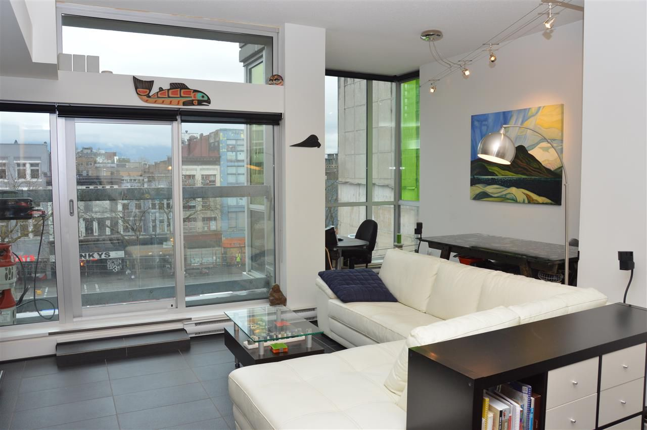 "Main Photo: 504 33 W PENDER Street in Vancouver: Downtown VW Condo for sale in ""33 Living"" (Vancouver West)  : MLS®# R2156144"