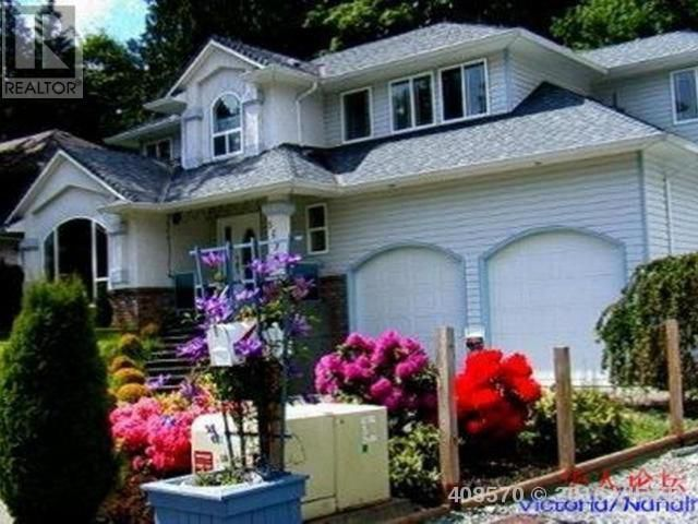 Main Photo: 869 Brookfield Drive in Nanaimo: House for sale : MLS®# 408570