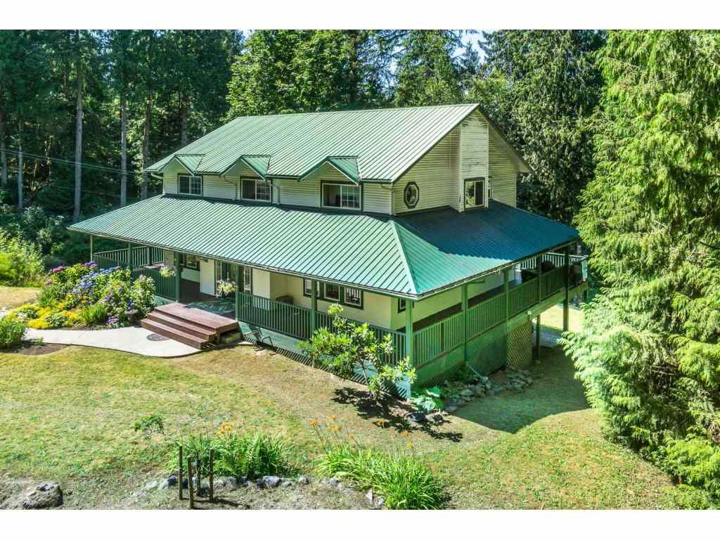Main Photo: 6257 RYDER LAKE Road: Ryder Lake House for sale (Sardis)  : MLS®# R2191865