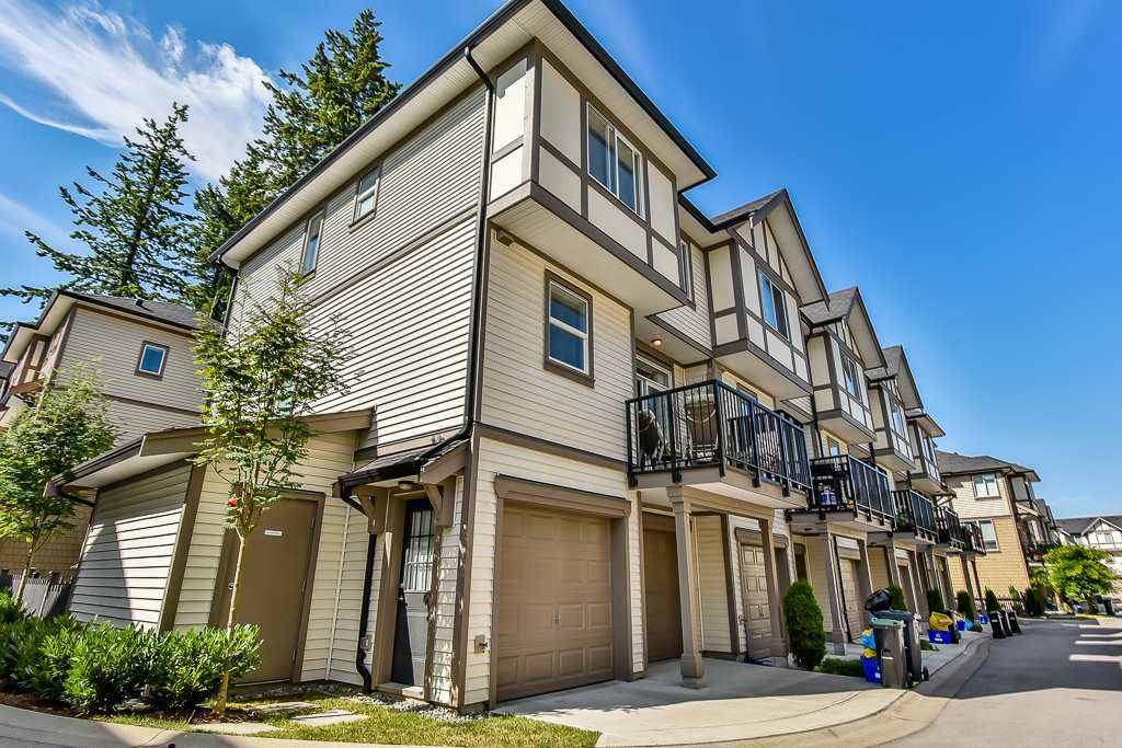 "Main Photo: 56 7848 209 Street in Langley: Willoughby Heights Townhouse for sale in ""Mason & Green"" : MLS®# R2191494"