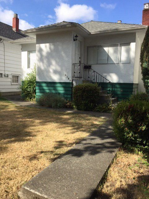 Main Photo: 4109 ELGIN Street in Vancouver: Fraser VE House for sale (Vancouver East)  : MLS®# R2202862