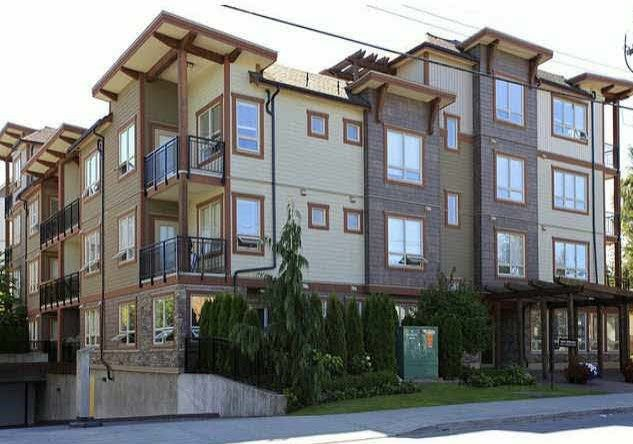 Main Photo: 202 15268 18 Avenue in Surrey: King George Corridor Condo for sale (South Surrey White Rock)  : MLS®# R2239112