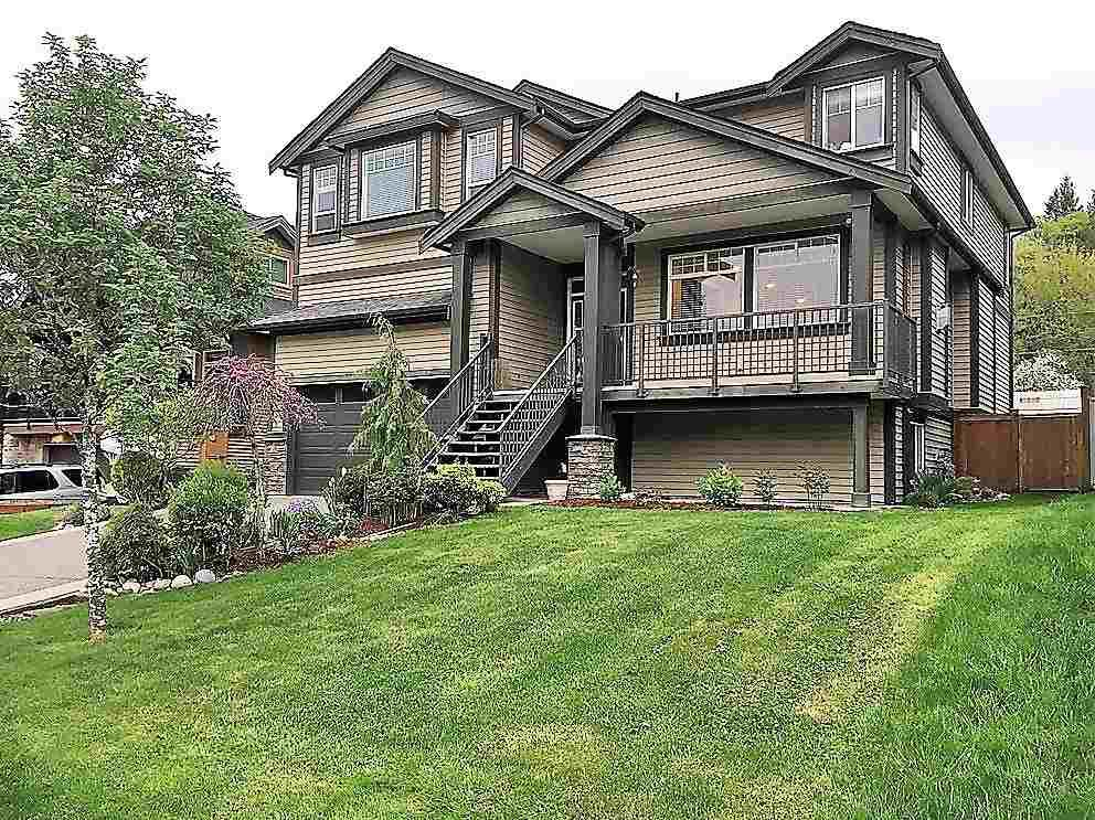 Main Photo: 10860 249A Street in Maple Ridge: Thornhill MR House for sale : MLS®# R2266957