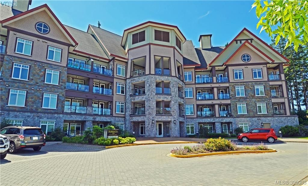 Main Photo: 202 1395 Bear Mountain Parkway in VICTORIA: La Bear Mountain Condo Apartment for sale (Langford)  : MLS®# 395083
